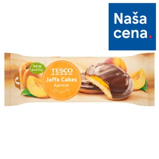 Tesco Jaffa Cakes Apricot 150 g