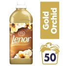 Lenor Fabric Conditioner Gold Orchid 1.5l 50 Washes