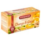 TEEKANNE Orange & Ginger, World of Fruits, 20 Tea Bags, 45 g