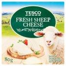Tesco Prírodný ovčí syr 80 g