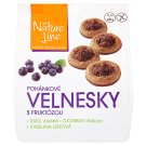 Nature Line Velnesky Buckwheat Biscuits with Fructose, Fiber and Blueberries 200 g