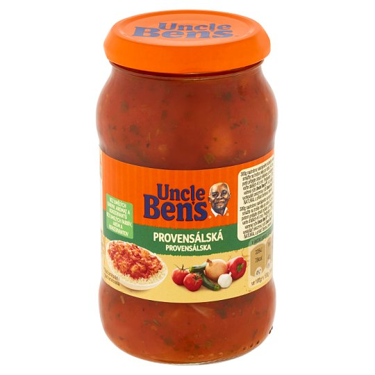 Uncle Ben's Provencal Sauce with Vegetables 395 g