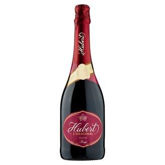 Hubert L' Original Rouge doux akostné šumivé víno červené sladké 0,75 l