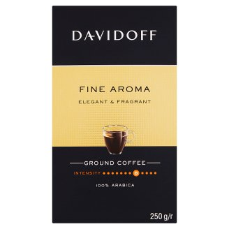 Davidoff Fine Aroma pražená mletá káva 250 g