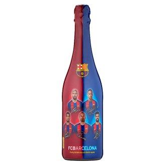 FC Barcelona Nealkoholický sýtený nápoj s jablkovou šťavou 750 ml