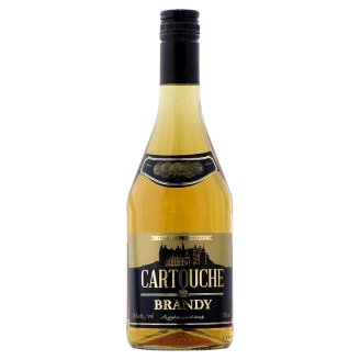 Cartouche Brandy 36% 700 ml