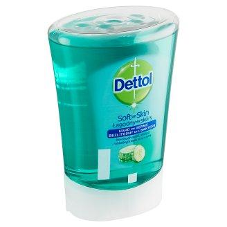 Dettol Tekuté mydlo uhorka náplň 250 ml