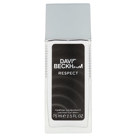 David Beckham Respect dezodorant natural sprej 75 ml