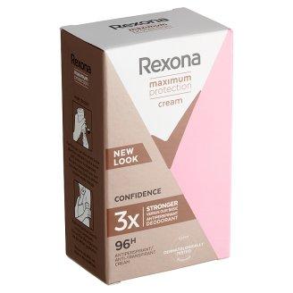 Rexona Maximum Protection Confidence antiperspiračný krém 45 ml