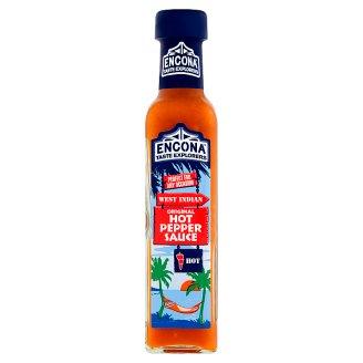 Encona West Indian originálna omáčka zo štipľavej papriky 142 ml