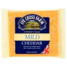 Lye Cross Farm English Mild Coloured Cheddar 200 g