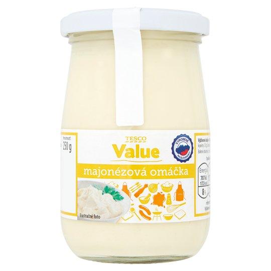 Tesco Value Mayonnaise Sauce 250 g