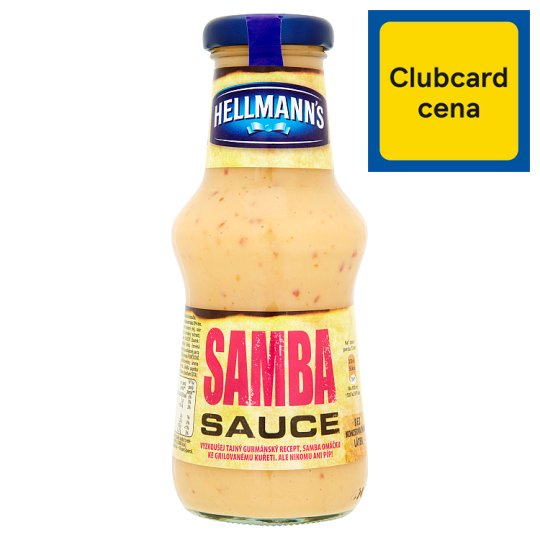 Hellmann's Samba omáčka 250 ml
