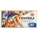 KOH-I-NOOR Set of Tempera Colours 10 x 16 ml