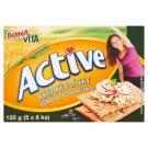 Bona Vita Active Krehké plátky vláknina & slnečnica 150 g