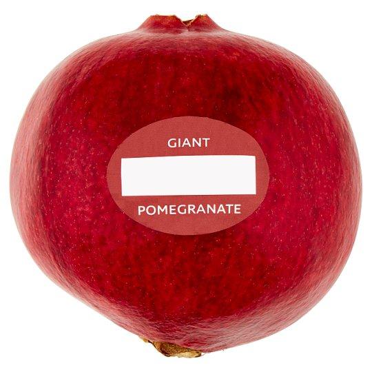 Granátové jablko veľké