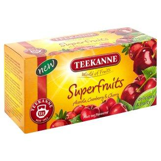 TEEKANNE Superfruits, World of Fruits, 20 vrecúšok, 2,25 g