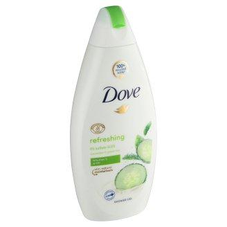 Dove Go Fresh Uhorka & zelený čaj sprchovací gél 500 ml