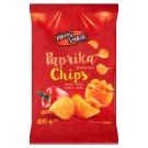 Party Snack Chips with Paprika Flavoured 200 g