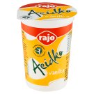 Rajo Acidko Zakysané mlieko vanilka 250 g