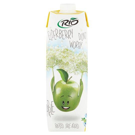 Rio Fusion Apple Elderberry 1 L