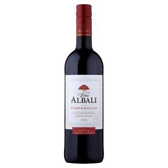 Viña Albali Tempranillo suché červené víno 0,75 l