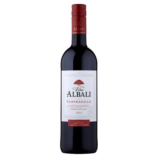 Viña Albali Tempranillo Dry Red Wine 0.75 L