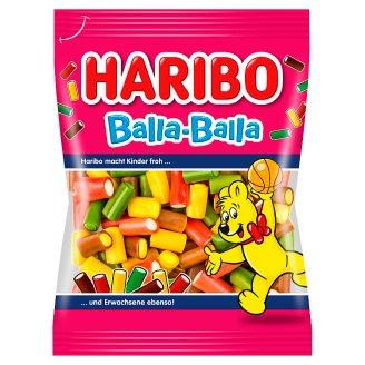 Haribo Balla-balla želé s ovocnými príchuťami 100 g