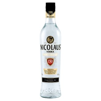 Nicolaus Anniversary Vodka 40% 0,7 l