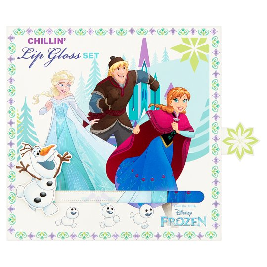 Disney Frozen Chillin' Lip Gloss Set