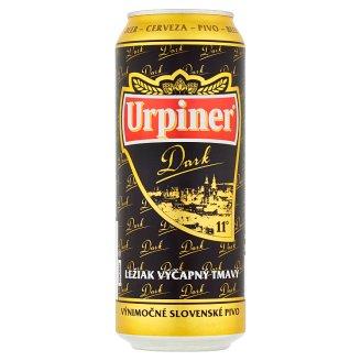 Urpiner Dark 11° Draft Lager Dark Beer 500 ml