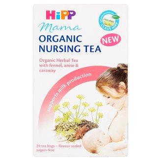 HiPP Mama Bio čaj pre dojčiace matky 20 vrecúšok 30 g