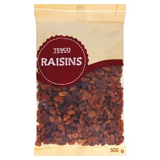 Tesco Raisins 500 g