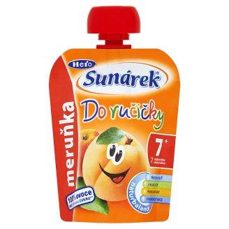Sunárek Do Ručičky with Apricots 90 g