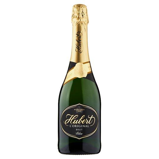 Hubert L' Original Akostné šumivé víno biele brut 0,75 l