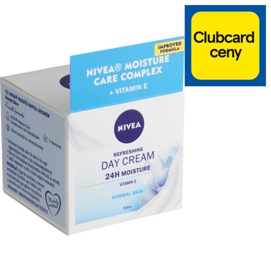 Nivea Essentials Zvláčňujúci denný krém normálna až zmiešaná pleť 50 ml