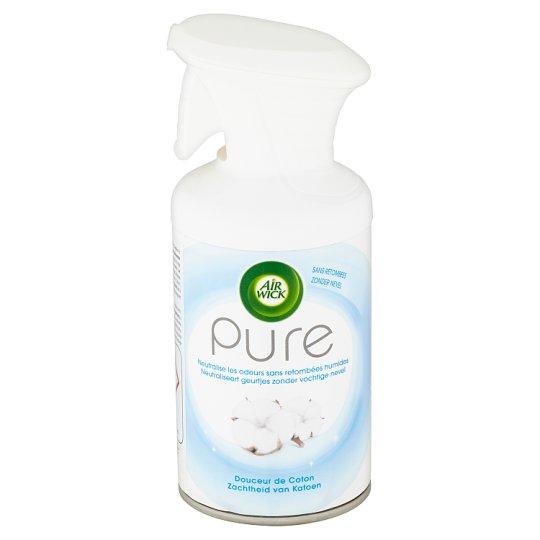 Air Wick Pure Osviežovač vzduchu jemná bavlna 250 ml