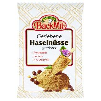 Back Mit Ground Roasted Hazelnut Cores 200 g