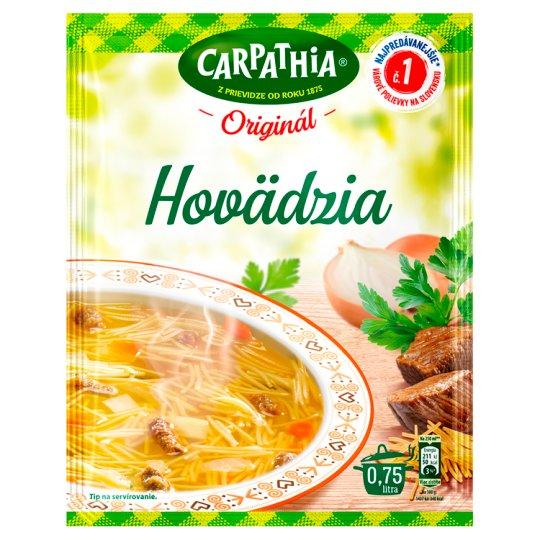 CARPATHIA Beef Soup Pocket 44 g