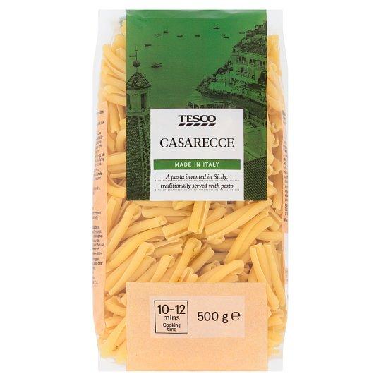 Tesco Casarecce bezvaječné semolinové sušené cestoviny 500 g
