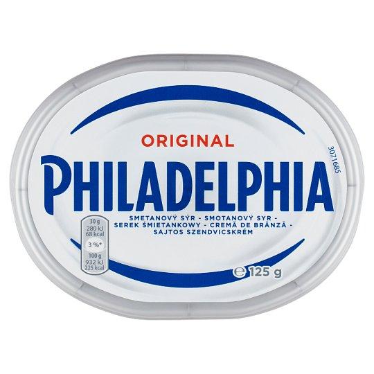 Philadelphia Original smotanový syr 125 g