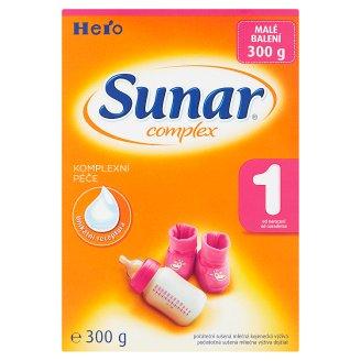 Sunar Complex 1 počiatočná sušená mliečna výživa dojčiat 300 g