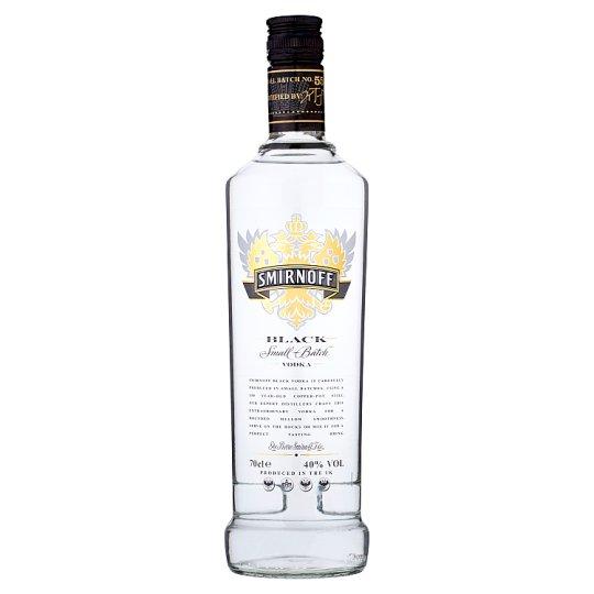 Smirnoff Black vodka 0,70 l
