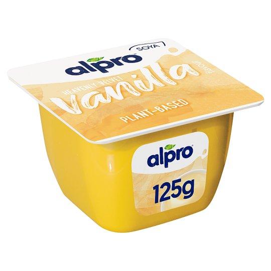 Alpro Sójový dezert s vanilkovou arómou 125 g