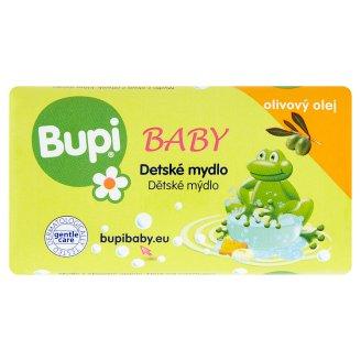 Bupi Baby Detské mydlo olivový olej 100 g