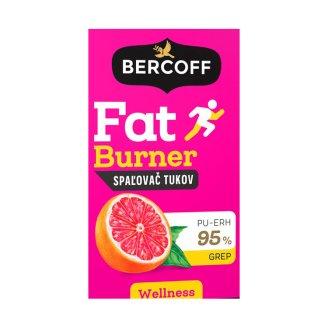 Bercoff Spaľovač tukov aromatizovaný fermentovaný čaj grep 20 x 1,5 g