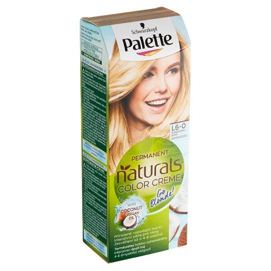 Schwarzkopf Palette Permanent Naturals Color Creme farba na vlasy Škandinávsky Blond 100 (0-00)