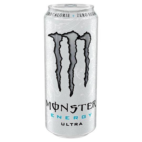 Monster Energy Ultra Carbonated Energy Drink 500 ml