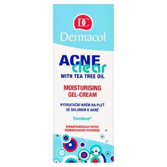 Dermacol Acneclear Hydratačný gél-krém na pleť so sklonom k akné 50 ml