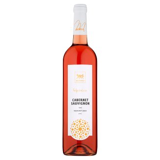 Movino Inšpirácia Cabernet Sauvignon neskorý zber víno ružové suché 0,75 l